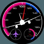 Dashboard Air - Speedometer icon