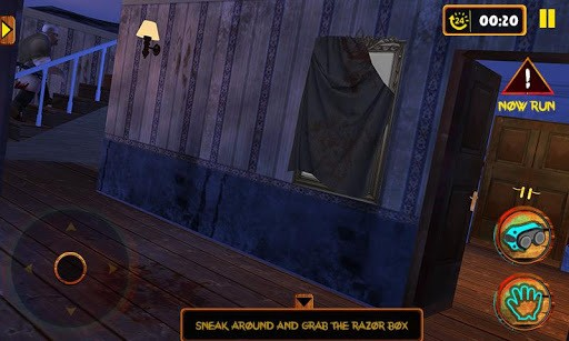 Scary Butcher 3D pc screenshot 1