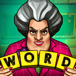 Scary Teacher : Addictive Word Game icon
