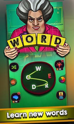 Scary Teacher : Addictive Word Game PC screenshot 1