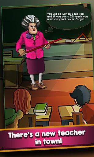 Scary Teacher : Addictive Word Game PC screenshot 2