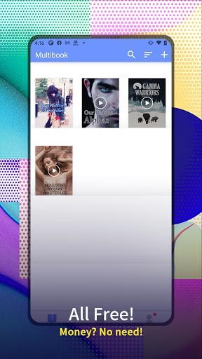 Multibook - Free Story, Novel & Fiction PC screenshot 3