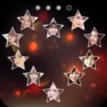 Star keypad lockscreen icon