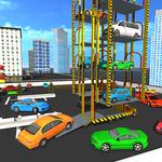 Multi Level Car Transport 2017 icon
