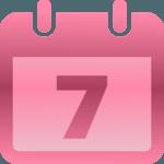 Menstrual Ovulation Calendar icon
