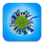 Tiny Planet - Globe Photo Maker icon
