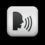 Pronunciation - Say it - Learn it icon