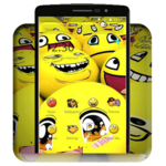 Funny Smile  Emoji icon