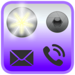 Flash On Call: Flashing Alerts & Notifications for pc logo
