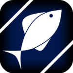 Fishing forecast icon