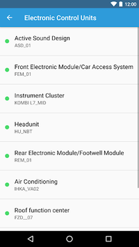 BimmerCode for BMW and Mini pc screenshot 2