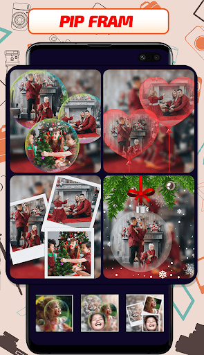 Photo Collage Maker - Collage Maker & Edit Photos PC screenshot 2