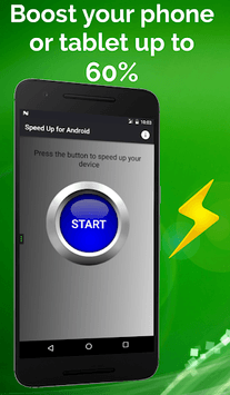 Device Speed Up for Android pc screenshot 1