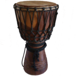 Djembe Fola african percussion icon
