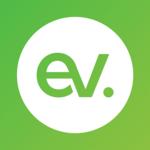ev.energy - smart home EV charging icon