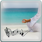 Music to relax icon