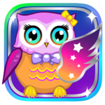 Fancy Owl - Dress Up Game icon