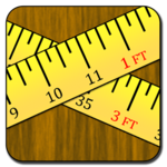 Feet & Inches Construction Calculator icon