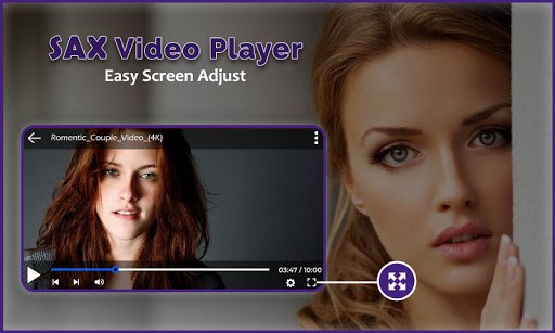 SAX Video Player pc screenshot 1