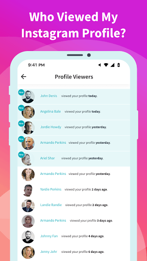 Follower Tracker IG Reports and Viewers PC screenshot 2