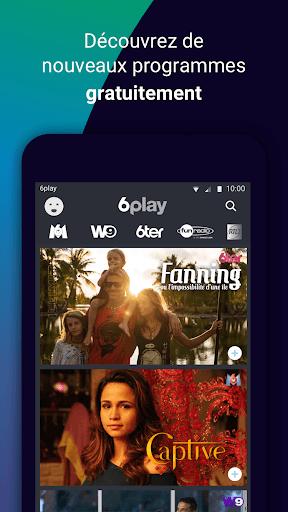 6play, TV en direct et replay PC screenshot 3