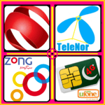 free call sms Pakistan mobile bundle packages app icon