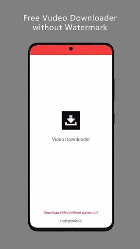 Free Video Downloader For Tik- No Watermark pc screenshot 1