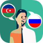 Azerbaijani-Russian Translator icon