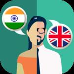 Telugu-English Translator icon