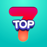 Top 7 - family word game icon