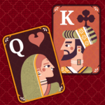 FLICK SOLITAIRE - The Beautiful Card Game icon
