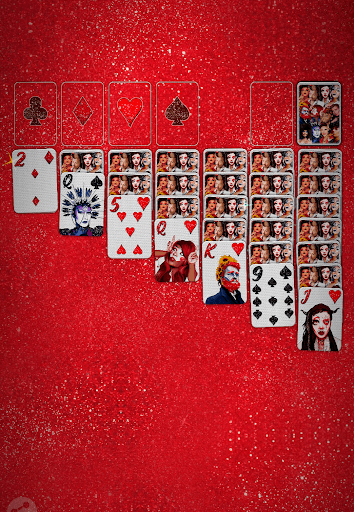 FLICK SOLITAIRE - The Beautiful Card Game PC screenshot 1