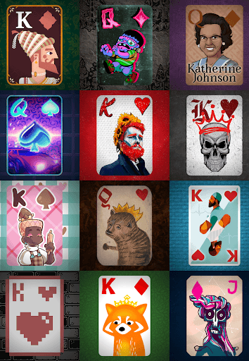 FLICK SOLITAIRE - The Beautiful Card Game PC screenshot 2