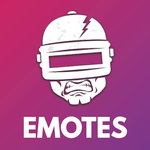 Emotes Viewer for PUBG (Cosmetics, Store and more) icon