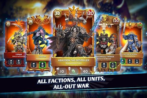 Warhammer Combat Cards - 40K Edition PC screenshot 1