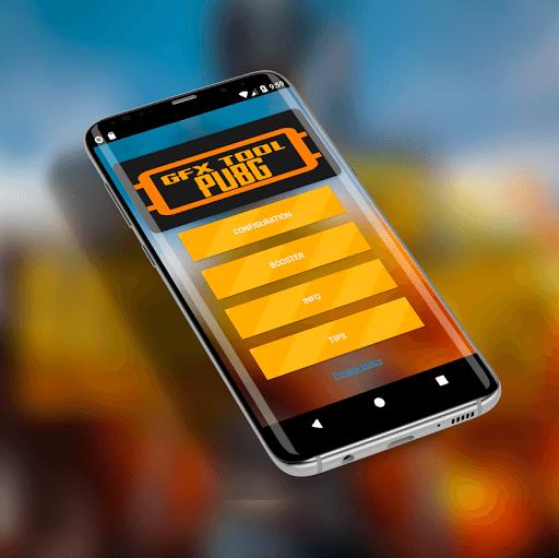 Free PUBG GFX Tool and Game boosting PC screenshot 1
