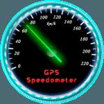 GPS Speedometer & Flashlight icon