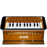Harmonium for pc logo