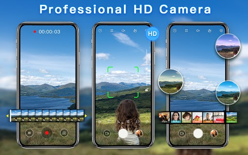 HD Camera - Fast Snap with Filter PC screenshot 1