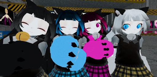 VRChat Kawaii Avatars for PC Windows or MAC for Free