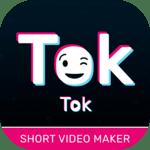 Tok Tok India : Short Video Maker & Sharing App icon