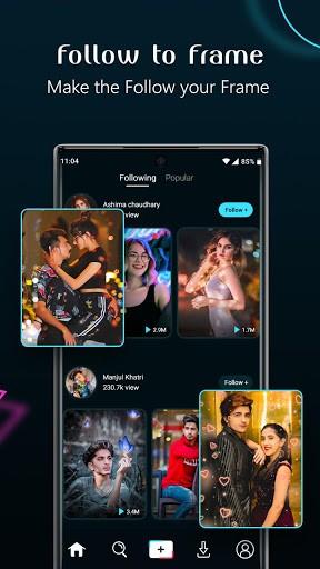 Tok Tok India : Short Video Maker & Sharing App pc screenshot 1