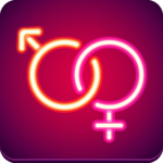 Dating for men and women icon