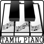 Tamil Songs in Piano for pc logo