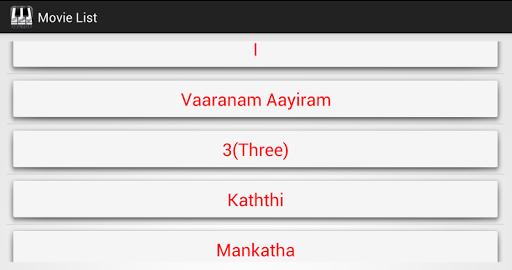 Tamil Songs in Piano pc screenshot 1