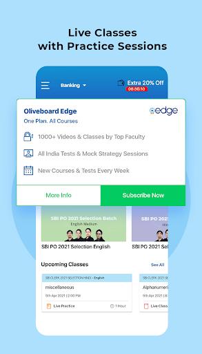 Exam Preparation App: Free Mock Test, Live Classes PC screenshot 3