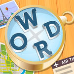 Word Trip - Word Streak Puzzles for pc logo