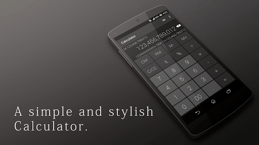 Calculator - Simple & Stylish pc screenshot 1