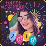 New Year Photo Frame icon
