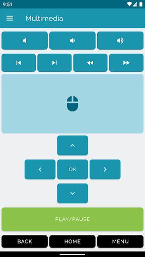 Serverless Bluetooth Keyboard & Mouse for PC/Phone pc screenshot 1